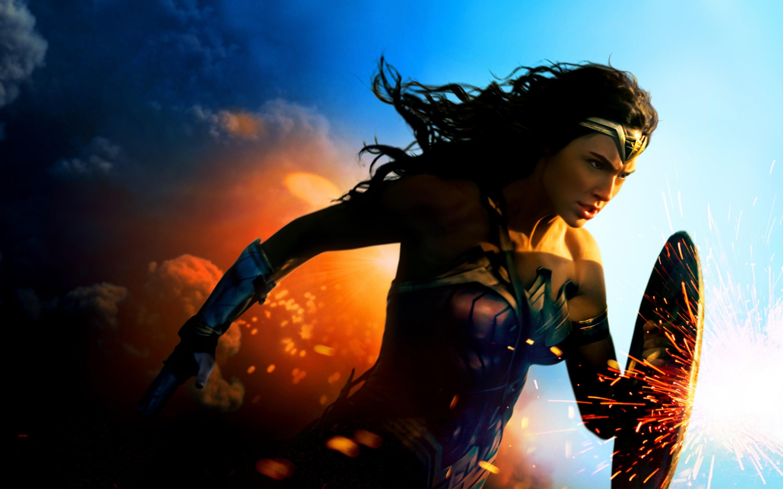 2017 Wonder Woman Gal Gadot Wallpapers Hd Wallpapers