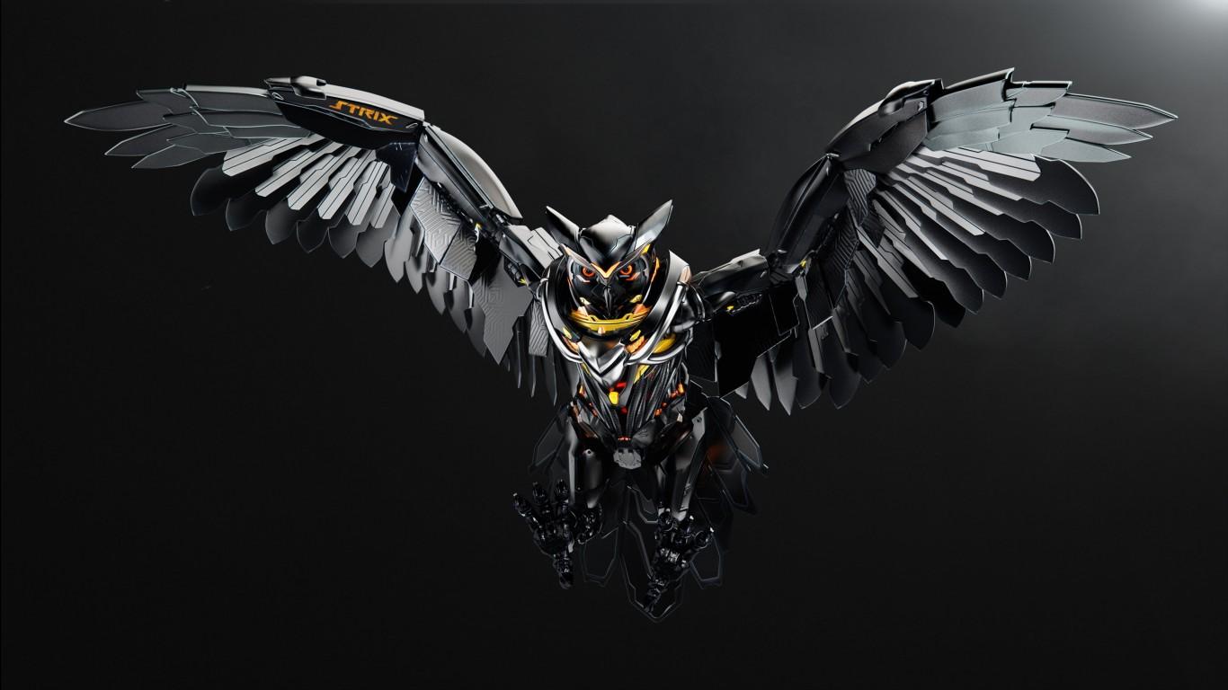 Asus Strix Owl 4K Wallpapers HD Wallpapers ID 21869