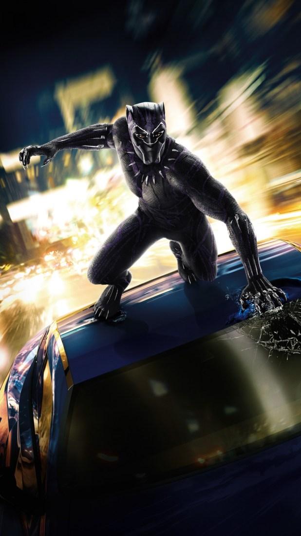 Black Panther Iphone 8 Plus Wallpaper Fitrini S Wallpaper