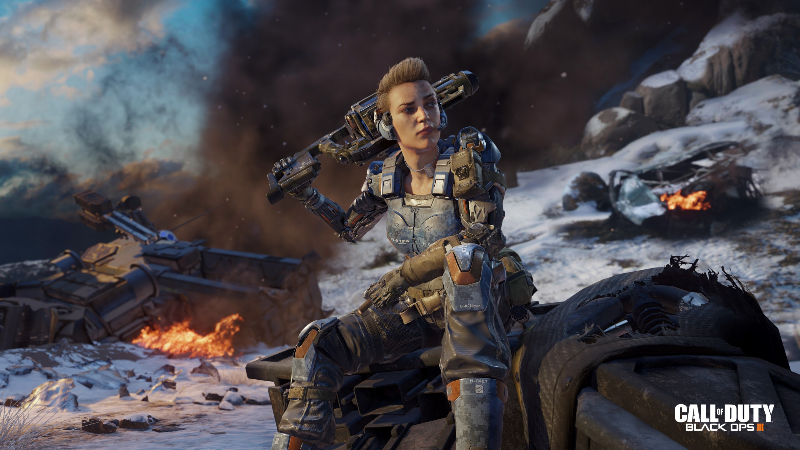 Call Of Duty Black Ops 3 Specialist Battery Wallpapers