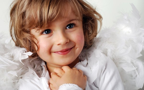 Cute Haircut Baby Girl Wallpapers | HD Wallpapers | ID #18264