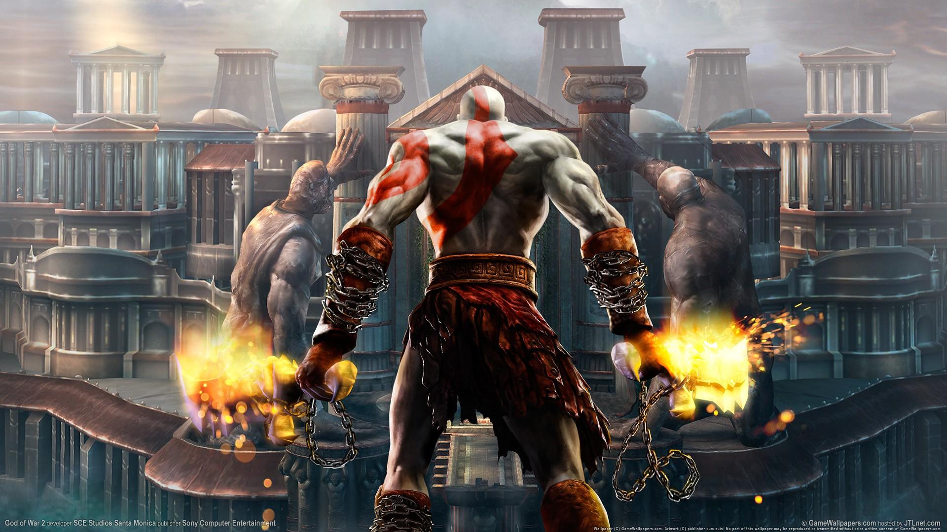 Poster do filme God of War 2 O Filme