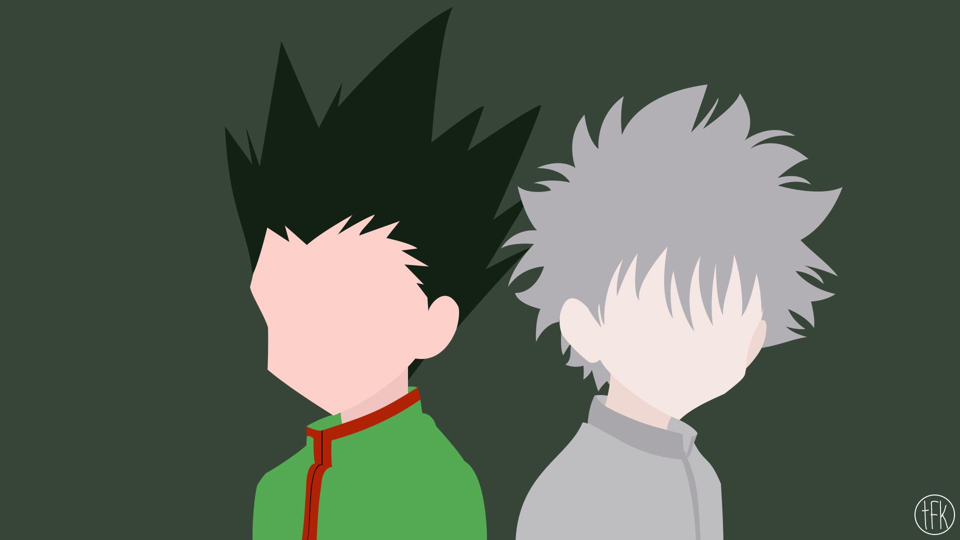 Hd wallpaper anime hunter x hunter gon freecss killua. Hunter x Hunter Gon And Killua 2 HD Anime Wallpapers | HD ...