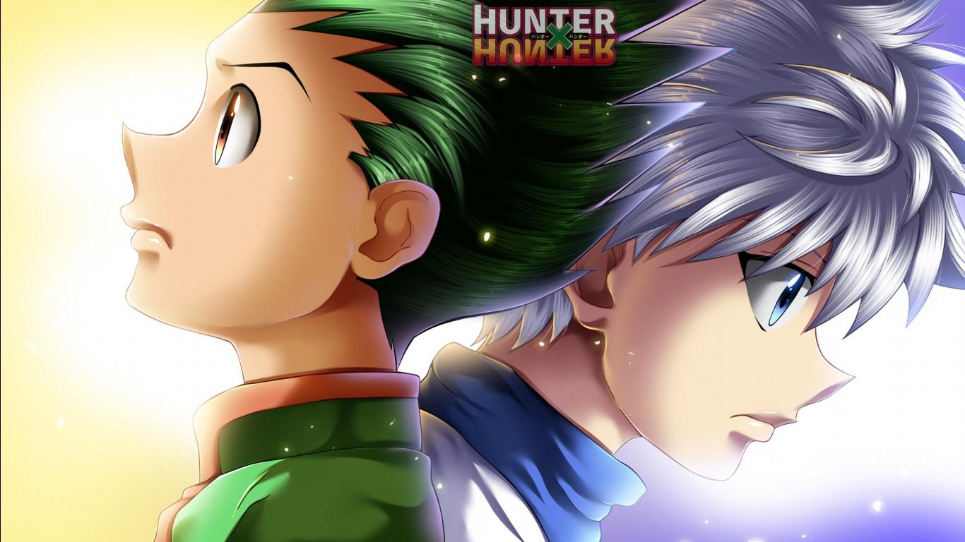 They're so adorable i'm gonna' throw up. Hunter x Hunter Gon And Killua 3 HD Anime Wallpapers | HD ...
