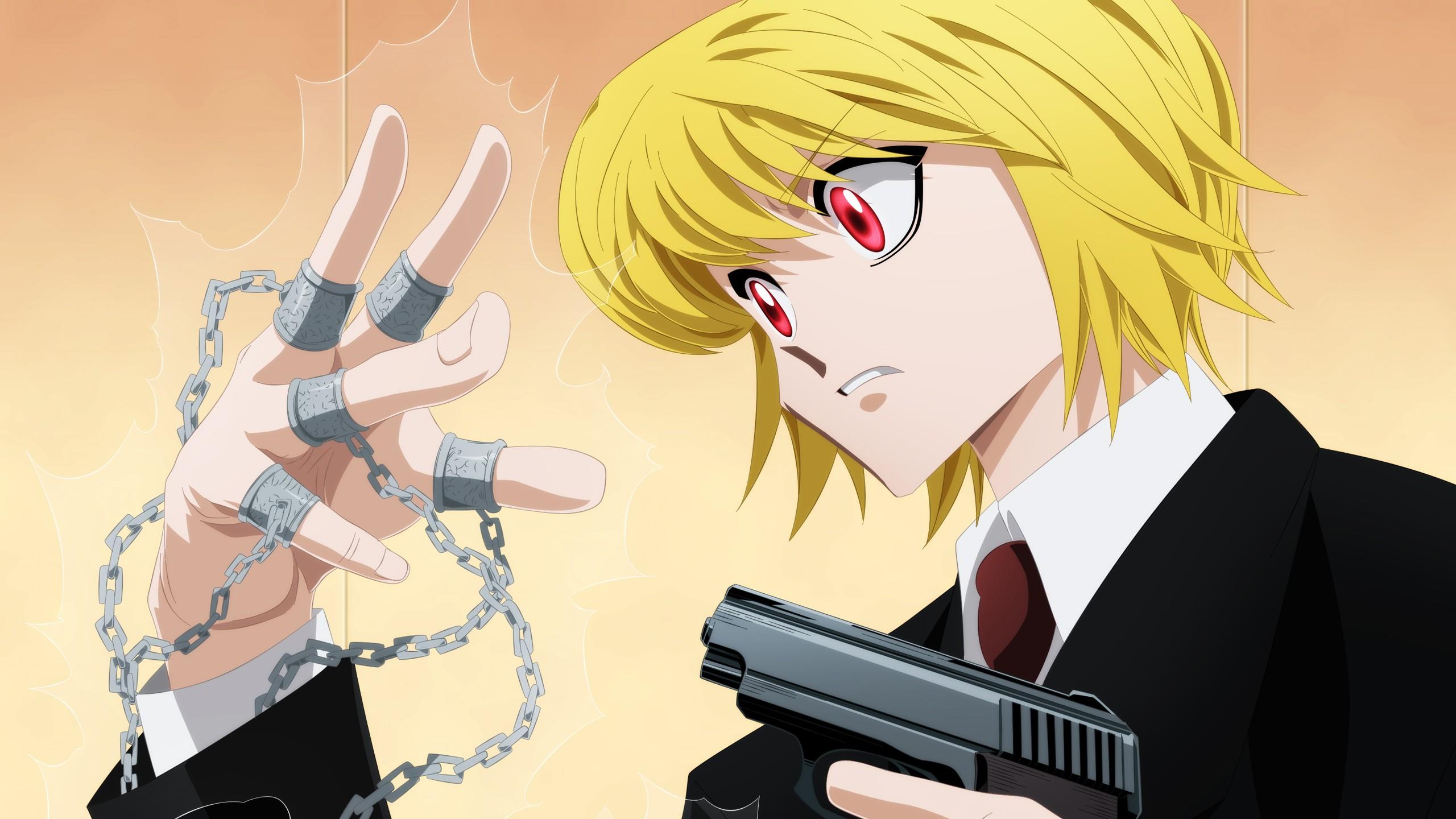 Hunter x hunter iphone x wallpapers. Hunter x Hunter Kurapika HD Anime Wallpapers | HD ...