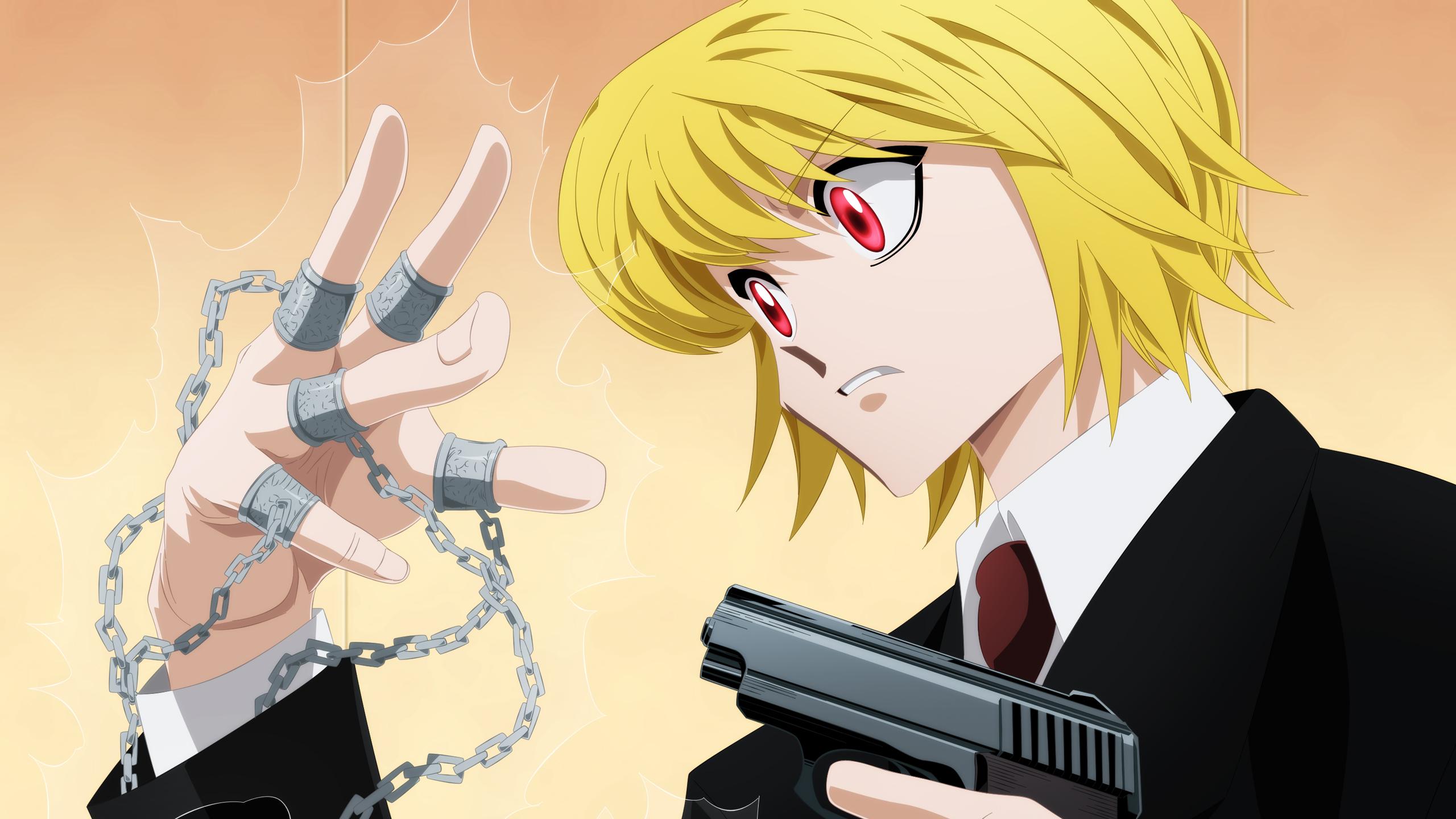 Hunter x hunter wallpapers ♡. Hunter x Hunter Kurapika HD Anime Wallpapers | HD ...