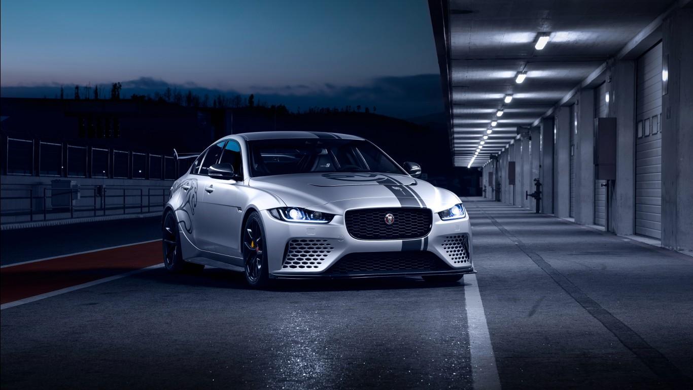 Im zweiten anlauf deutlich beherzter als beim ersten facelift 2017: Jaguar XE SV Project 8 4K 2018 Wallpapers | HD Wallpapers