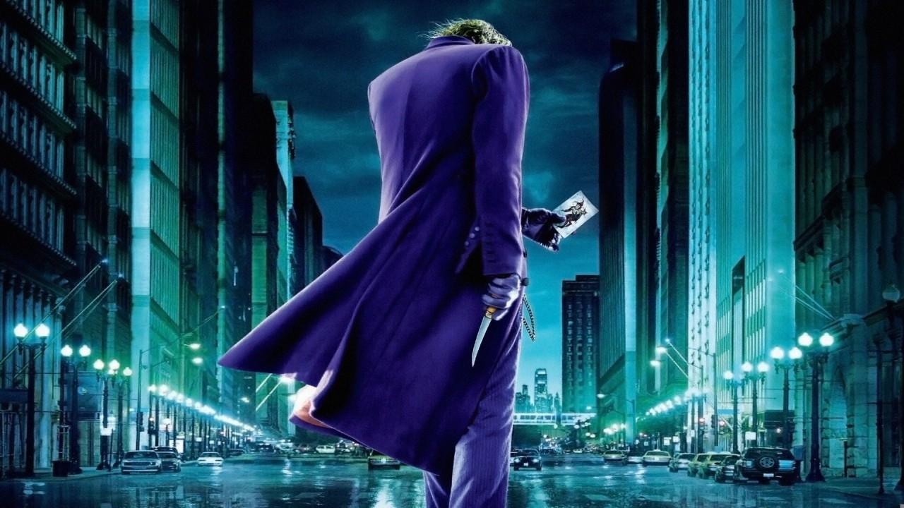 Joker In The Dark Knight Wallpapers HD Wallpapers ID 8257