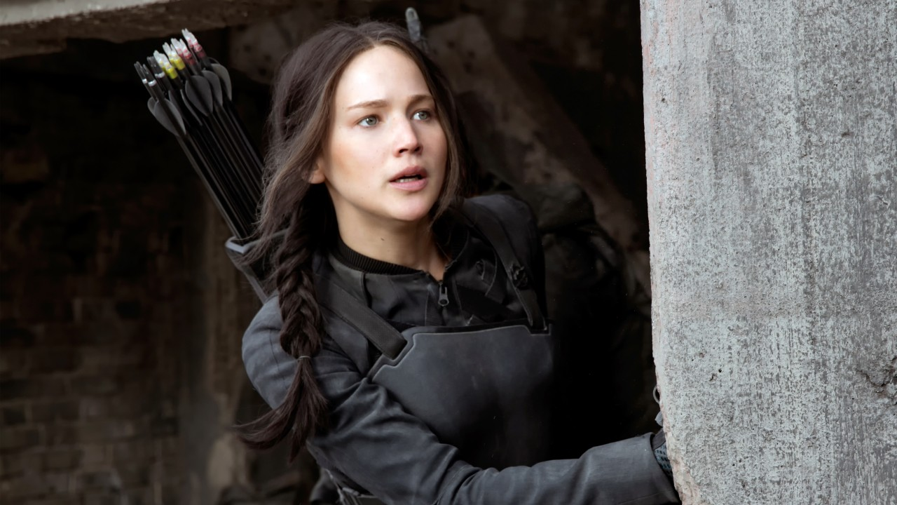 Katniss Hunger Games Jennifer Lawrence Wallpapers HD Wallpapers ID 16139