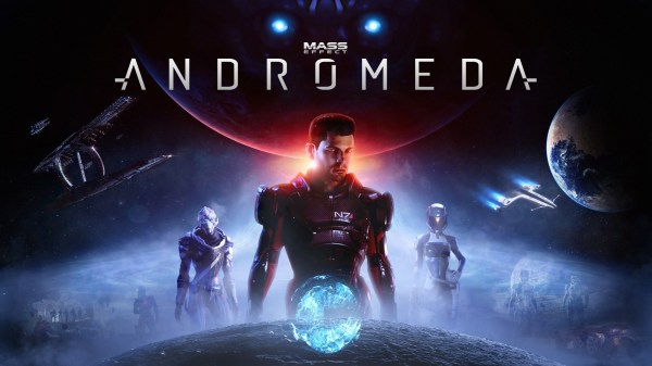 Mass Effect Andromeda 4K 2017 Wallpapers HD Wallpapers