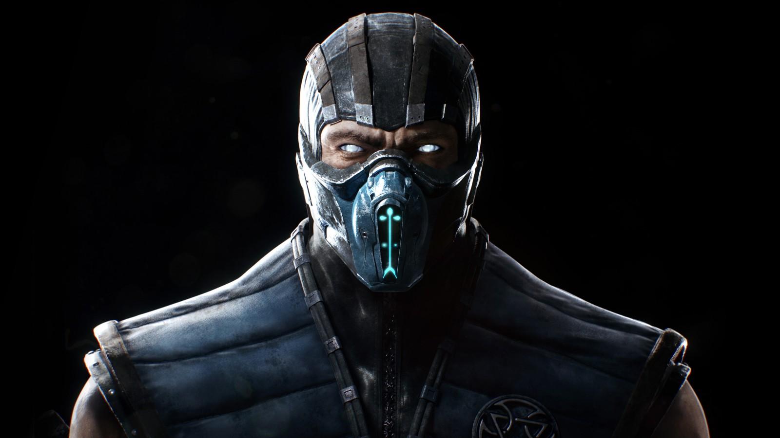 Mortal Kombat X Sub Zero Wallpapers HD Wallpapers ID