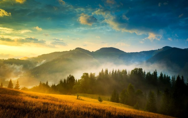 Mountains Landscape HD 4K Wallpapers | HD Wallpapers | ID ...