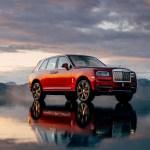 Rolls Royce Cullinan 2018 4k Wallpapers Hd Wallpapers Id 24307