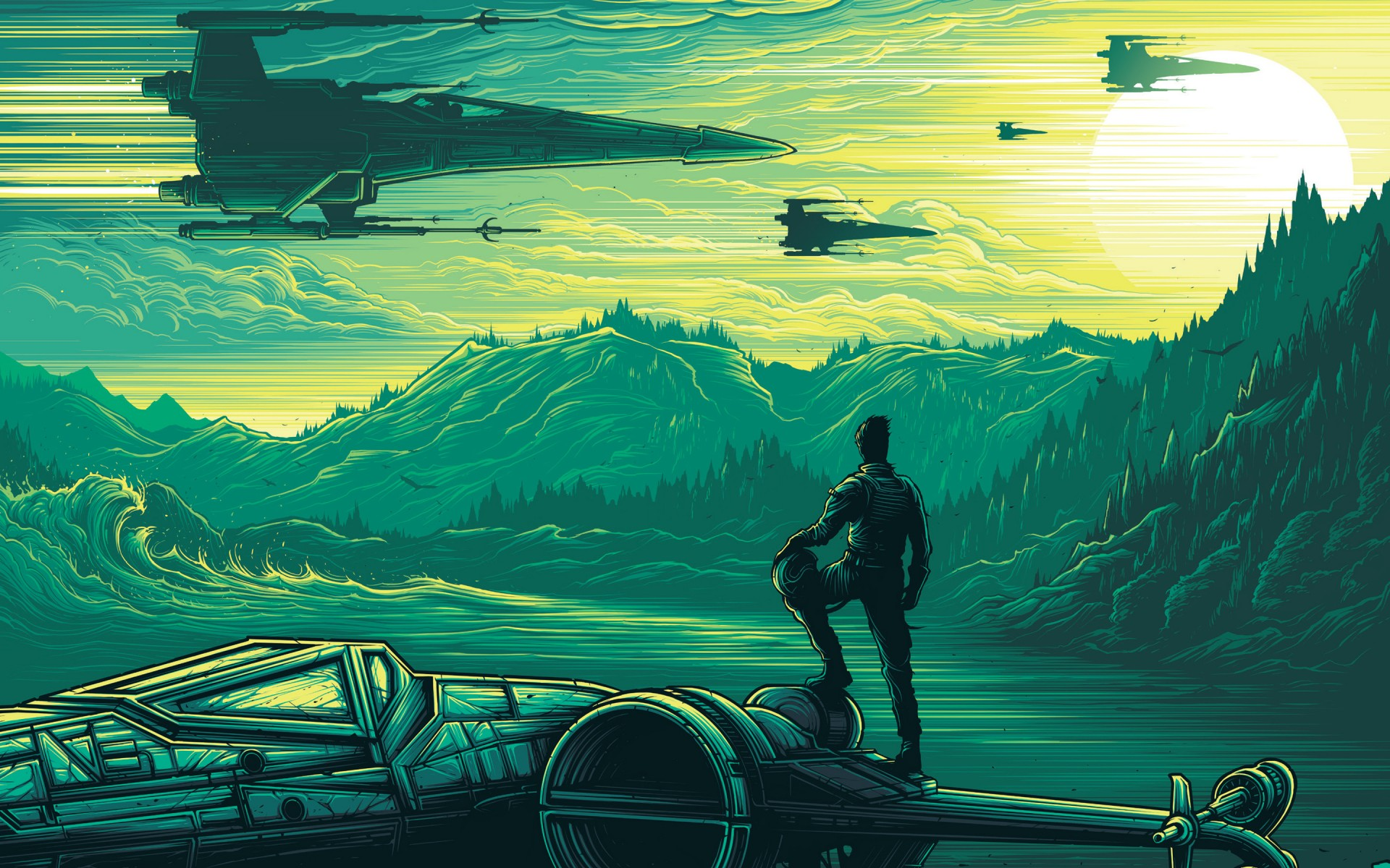 Star Wars The Force Awakens IMAX Wallpapers HD Wallpapers ID 16525