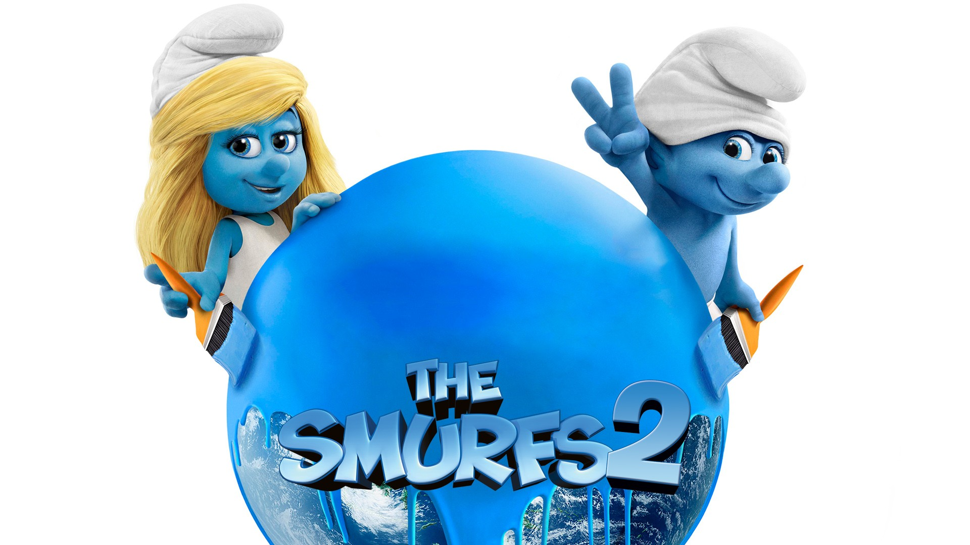 The Smurfs 2 Wallpapers HD Wallpapers ID 12541