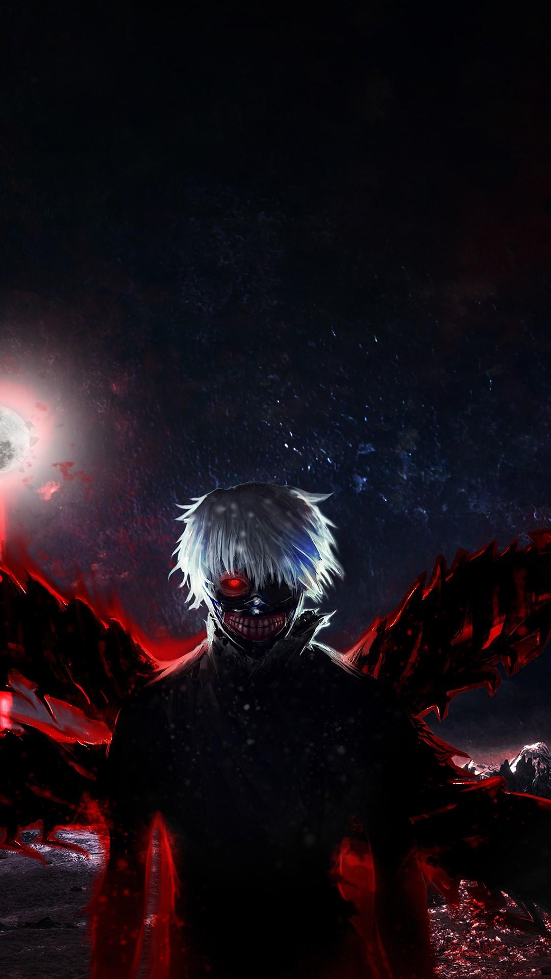 Tokyo X Evil Ghoul Kaneki