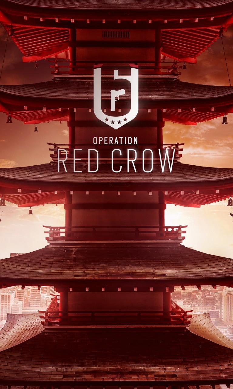 Tom Clancys Rainbow Six Siege Operation Red Crow 4K