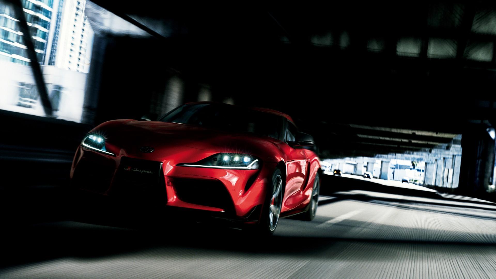 Toyota Gr Supra 2019 4k 8k Wallpapers Hd Wallpapers Id