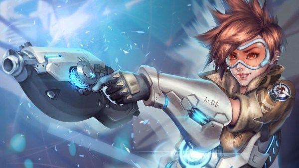 Tracer Overwatch Wallpapers | HD Wallpapers | ID #17039