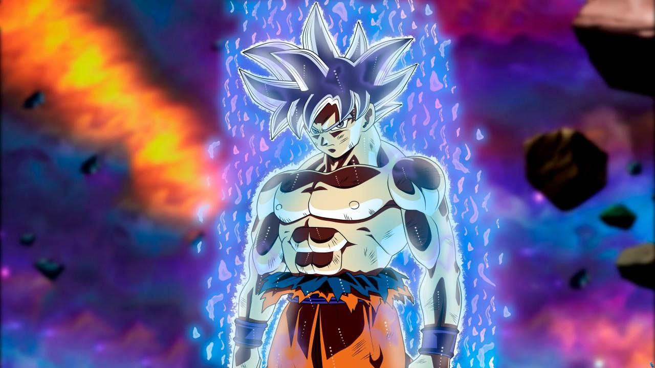 Ultra Instinct Goku 5K Wallpapers HD Wallpapers ID 23475