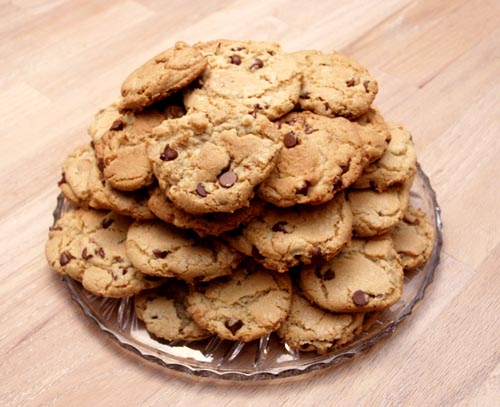 Image result for a plate of cookies