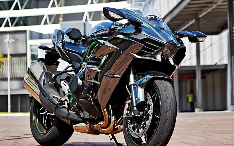 Kawasaki Ninja H2r Full Hd Wallpaper Fitrinis Wallpaper