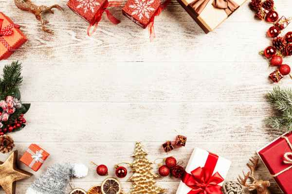 Christmas Backgrounds, Floral Christmas Backgrounds, #32302