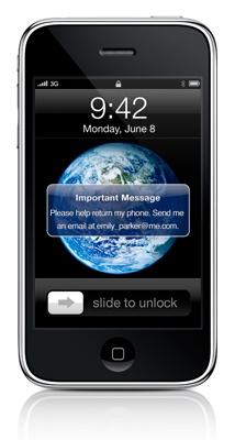 Iphone find