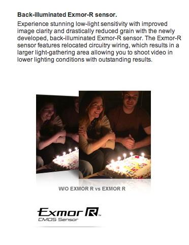 Exmor R