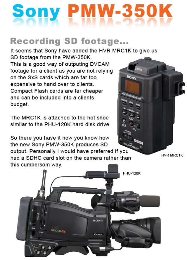 Sony-350-SD-rec