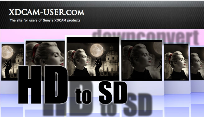 HD-to-SD