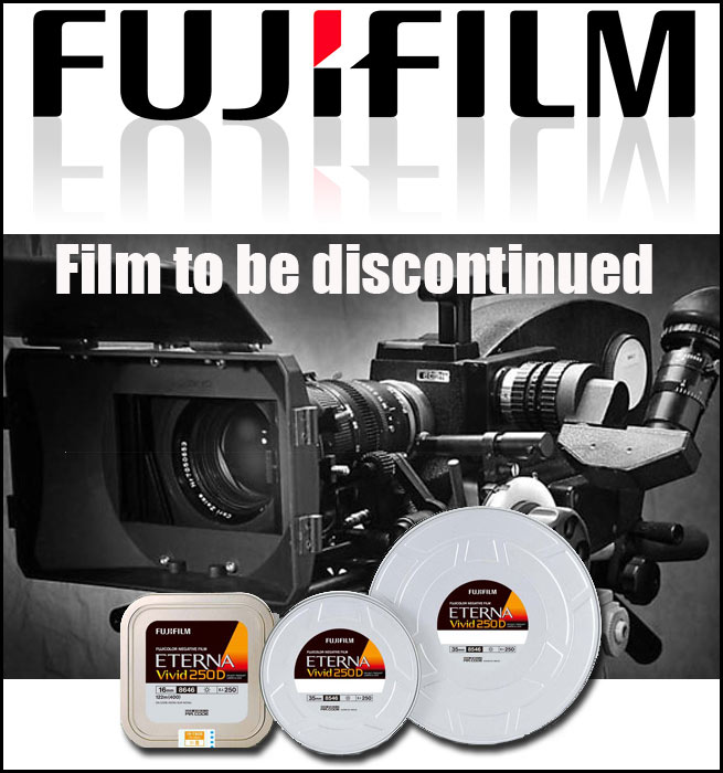 Fujifilm Has Mainly Provided Negative Films For Shooting And Positive Projection In Its Motion Picture Film Business Operations