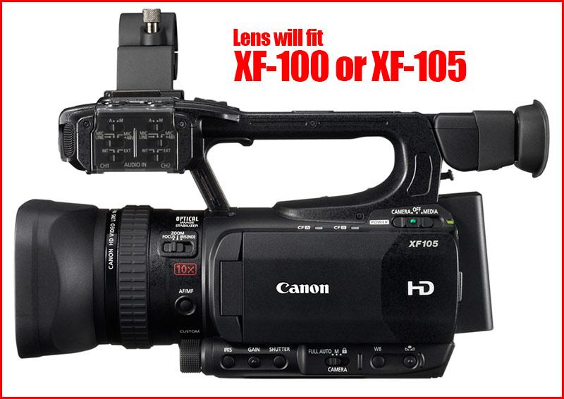 Canon-XF100