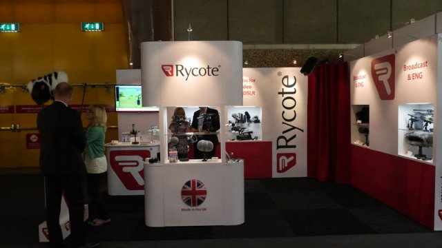 Rycote-stand