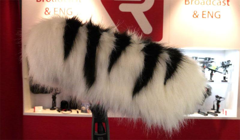 Rycote-zebra