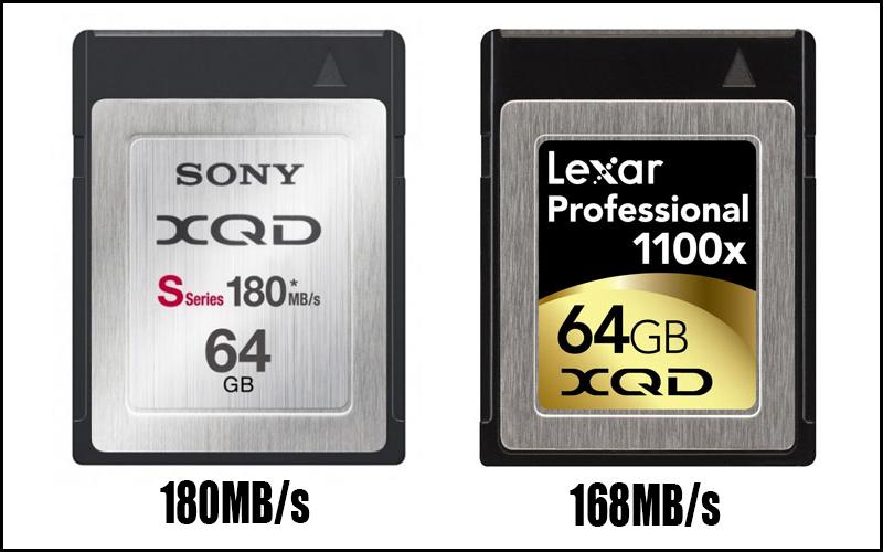 XQD-speeds