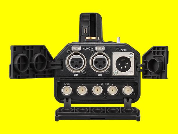 XLR-HD-SDI