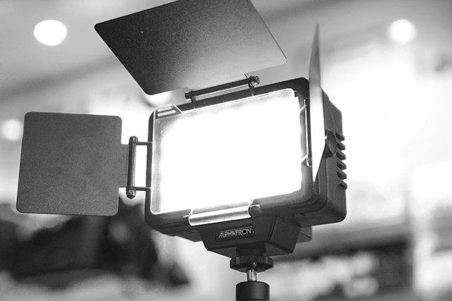 Cam-light