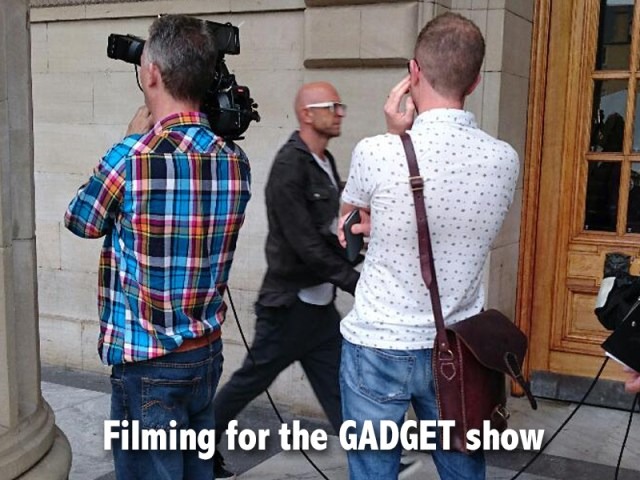 Gadget title