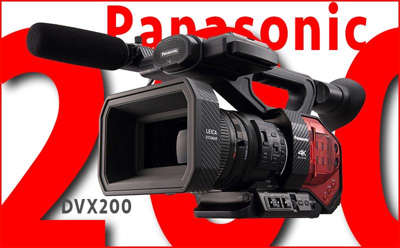 Panasonic AG-DVX200