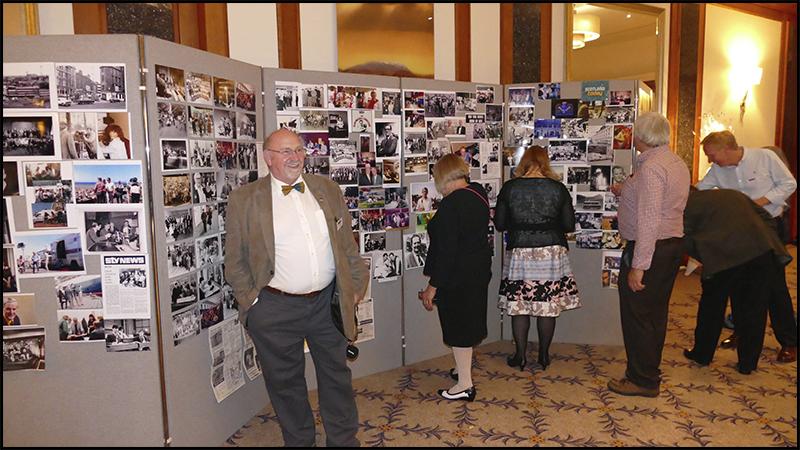 Wall of pics