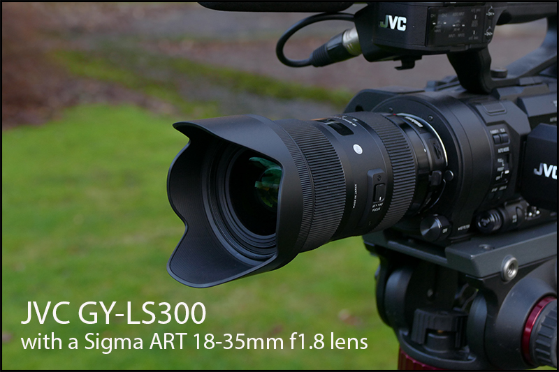 LS300 with Sigma
