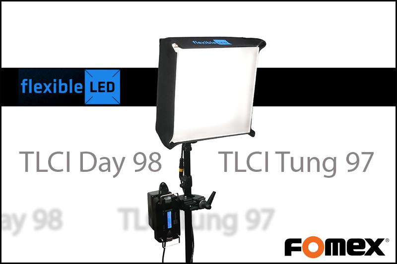 Flex LED title