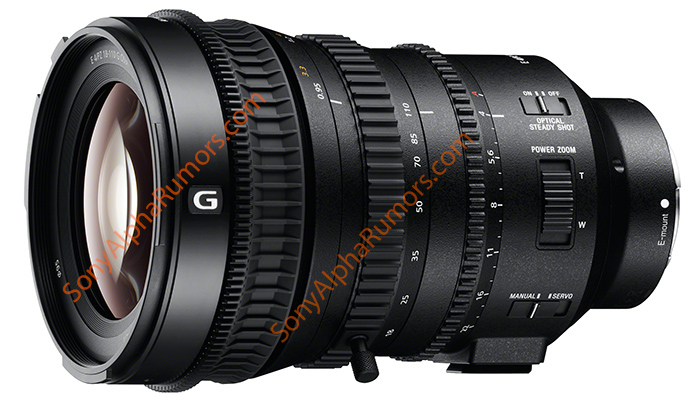 Sony-E-mount-18-110mm-G-lens
