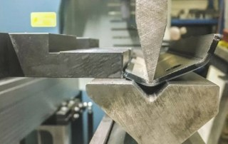 Bending stamping solution