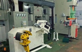 Use a Press feed system to reduce downtime