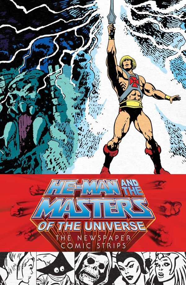 He-Man and the Masters of the Universe: The Newspaper ...