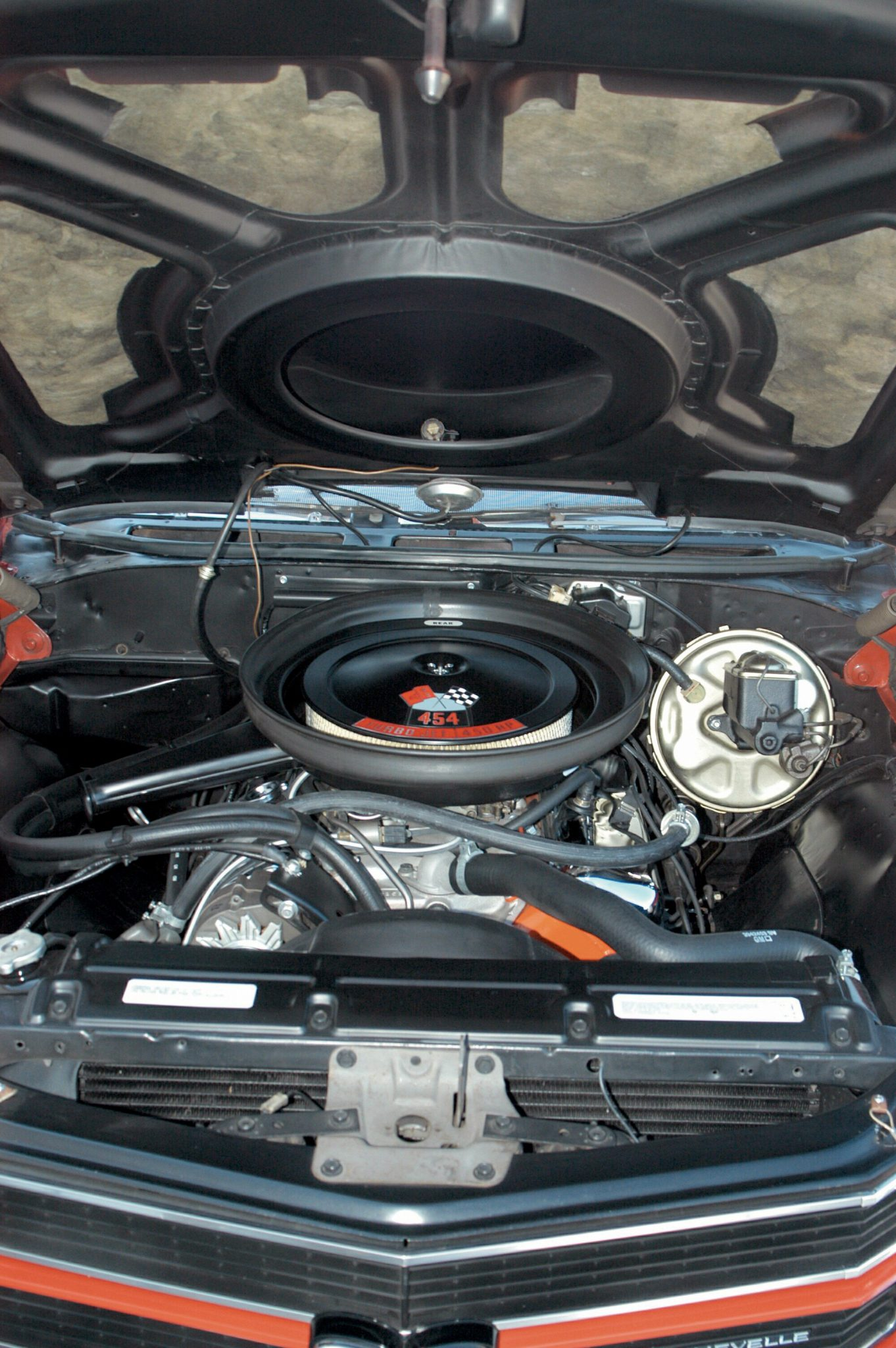 Chevy Carburetor Numbers