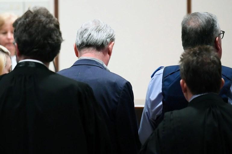 BELGIUM-CRIME-JUSTICE-HOMICIDE