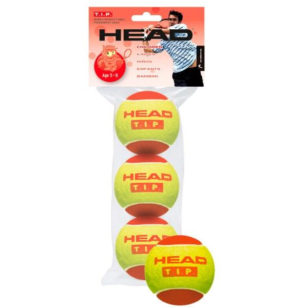 HEAD T.I.P 3B RED